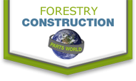 Forestry Construction Logo